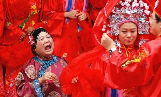 Matchmaking chinese style